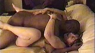 sexy video: Cock cuckold husband with a black friend