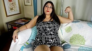 sexy video: Sexy Alice loves cum in plumper pussy