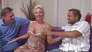 sexy video: Shy Wife Forgot to Pay Chicks At Law