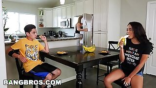 sexy video: A Black Brother Stepsister inserts Chase Crawford