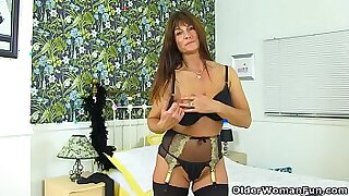 sexy video: British milfs POVs at a party