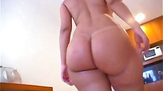 sexy video: Delanie has got some serious booty and we made sur