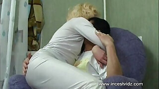 sexy video: Anal sex tape With Mother In Law