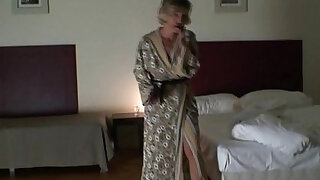 sexy video: Two robbers bang lonely widow