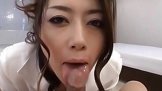 sexy video: POV Japanese Blowjob From