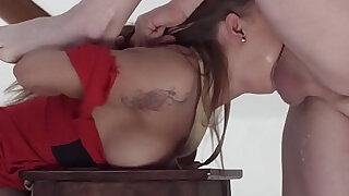 sexy video: Petite 19yo screwed in roughsex action