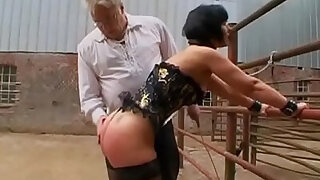 sexy video: Masters and sexual slaves fucked on a whim