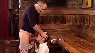 sexy video: Daddy fucks daughter