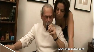 sexy video: with Step daddy