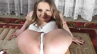 sexy video: Contortionist Tanyas Incredible Frontbends and Backbends
