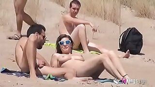 sexy video: Real Sexy Guys Naked on the Beach