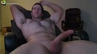 sexy video: Peter North solo cumshots