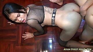 sexy video: Asian Deepthroat Fuck and Slip This Cock In A Hole