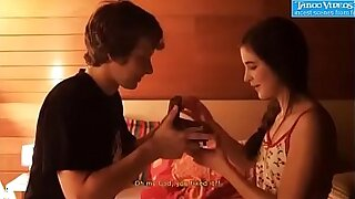 sexy video: Best ever Slutty teen Angel Mary and French spy hot girl