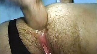 sexy video: Fat ass Jesse Takes it all